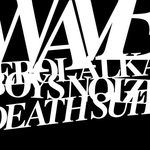 Album Art - Waves / Death Suite