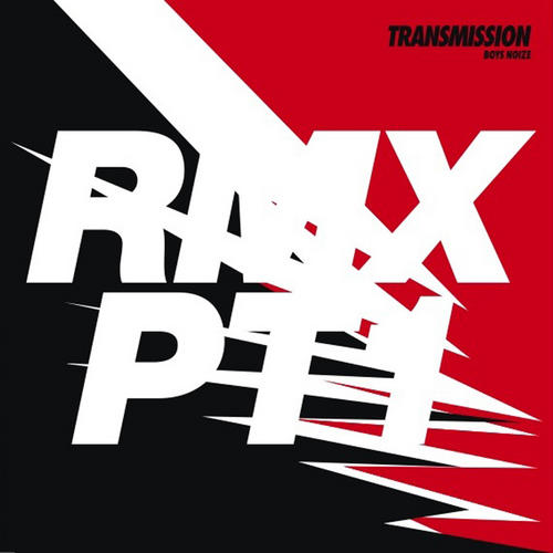 Album Art - Transmission Remix EP