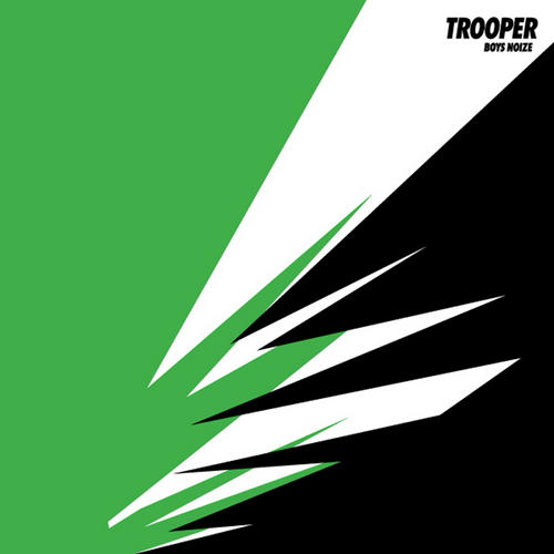Album Art - Trooper