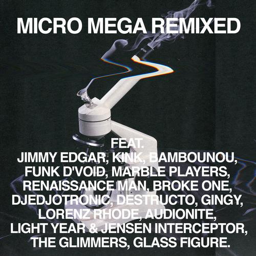 Album Art - Micro Mega Remixed