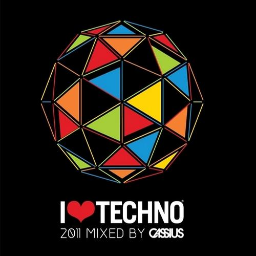 Album Art - I Love Techno 2011