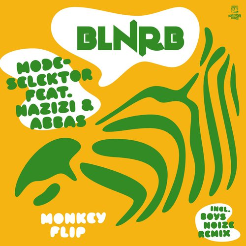 Album Art - Monkey Flip