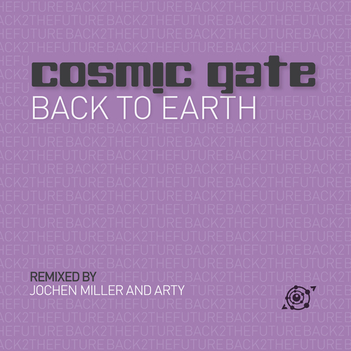 Album Art - Back To Earth