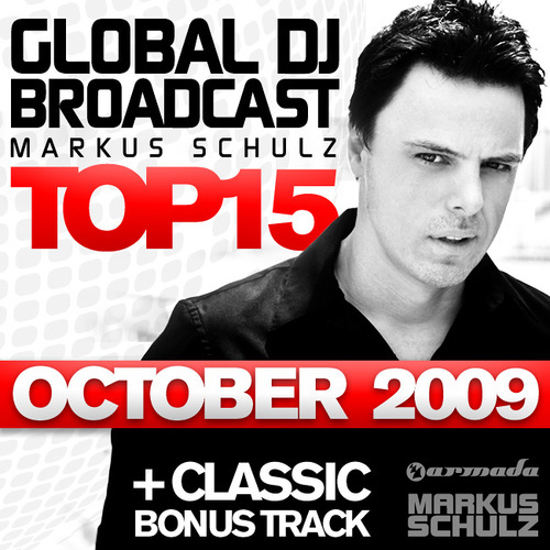 Album Art - Global DJ Broadcast Top 15 - October 2009 - Including Classic Bonus Track