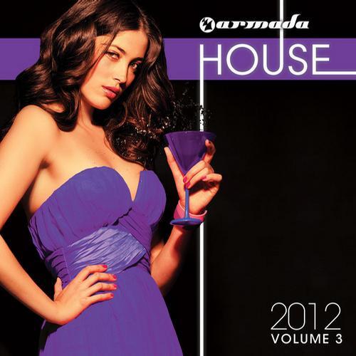 Album Art - Armada House 2012, Vol. 3