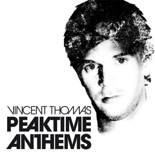 Album Art - Vincent Thomas Peaktime Anthems