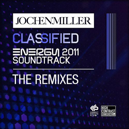 Album Art - Classified (ENERGY 2011 Soundtrack) - The Remixes
