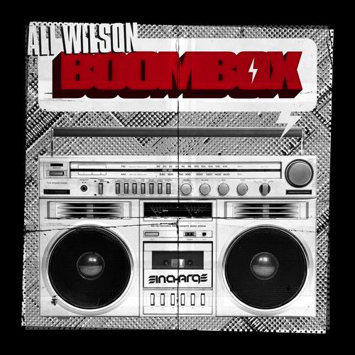 Album Art - Boombox