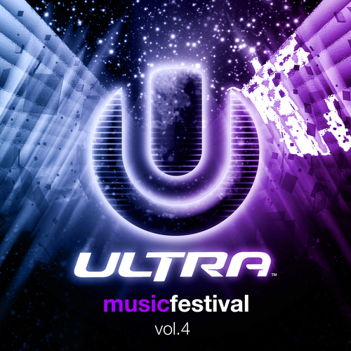 Album Art - Ultra Music Festival Volume 4