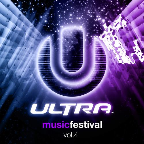 Album Art - Ultra Music Festival Volume 4