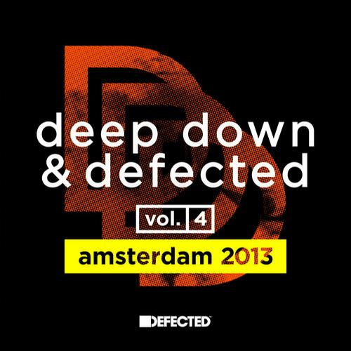 Album Art - Deep Down & Defected Volume 4: Amsterdam 2013