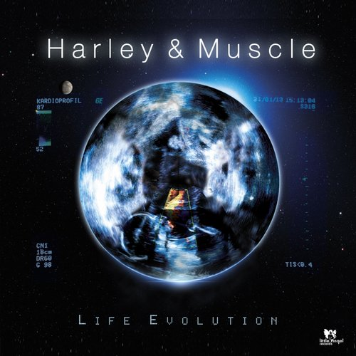 Life Evolution Album Art