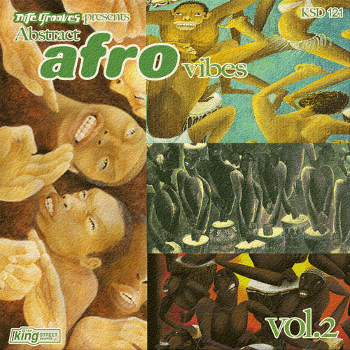 Album Art - Abstract Afro Vibes Volume 2