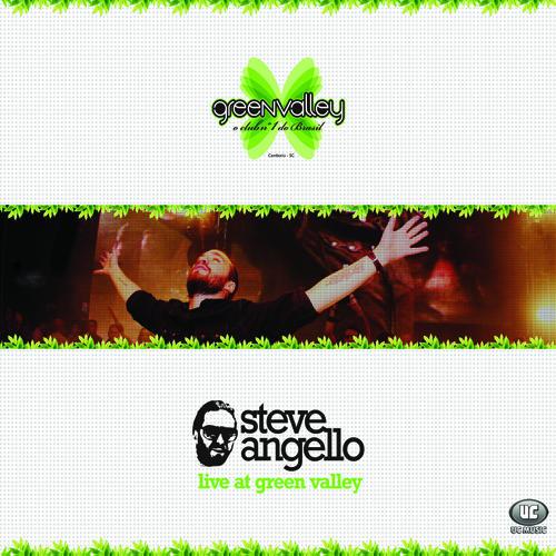 Album Art - Steve Angello Live At Green Valley