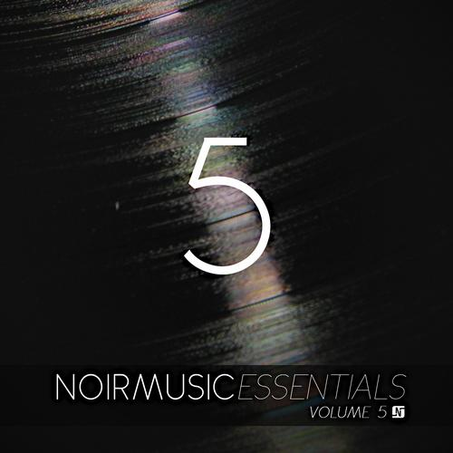 Noir Music Essentials Volume 5 Album Art
