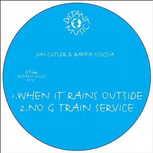 When It Rains Outside/No G Train Service Album Art