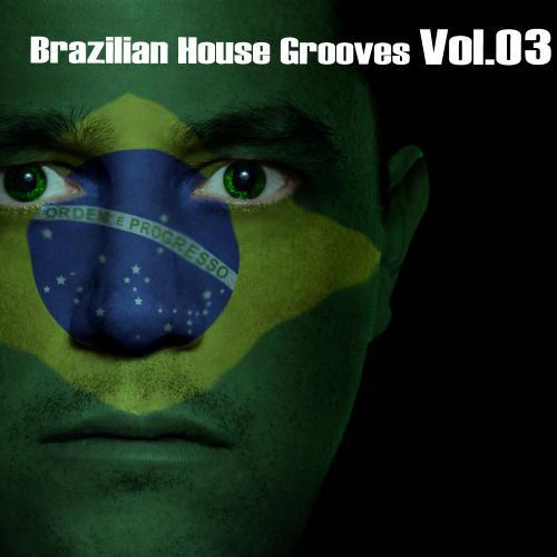 Album Art - Brazilian House Grooves Volume 03