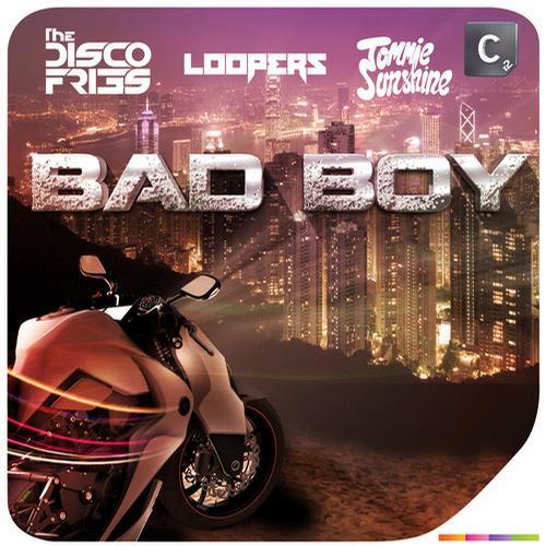 Album Art - Bad Boy