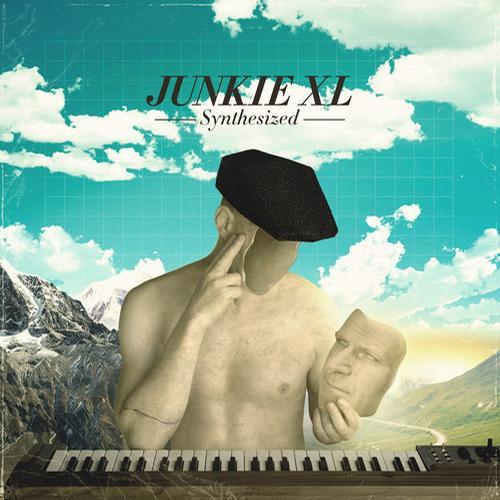 Album Art - Synthesized