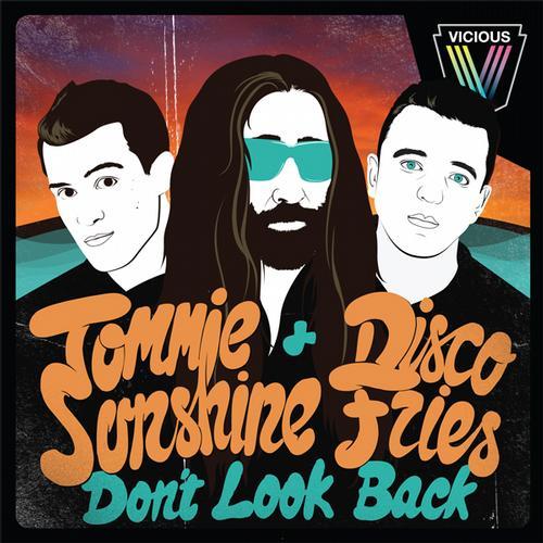 Album Art - Don't Look Back