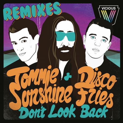 Album Art - Don't Look Back [Remixes]