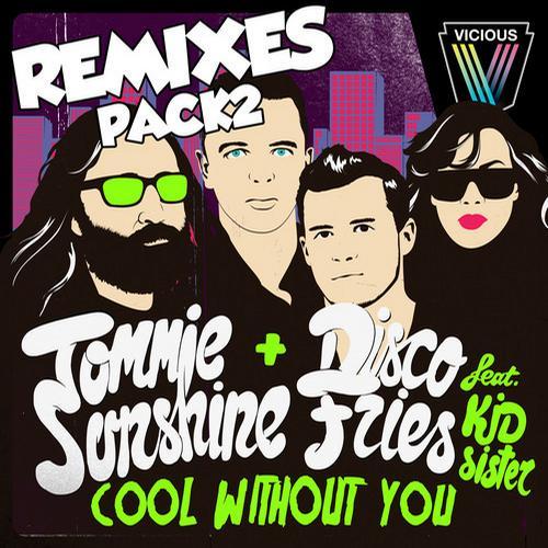 Album Art - Cool Without You - Remixes