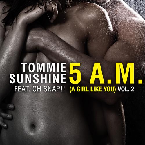 Album Art - 5 AM (A Girl Like You) - Remixes Volume 2