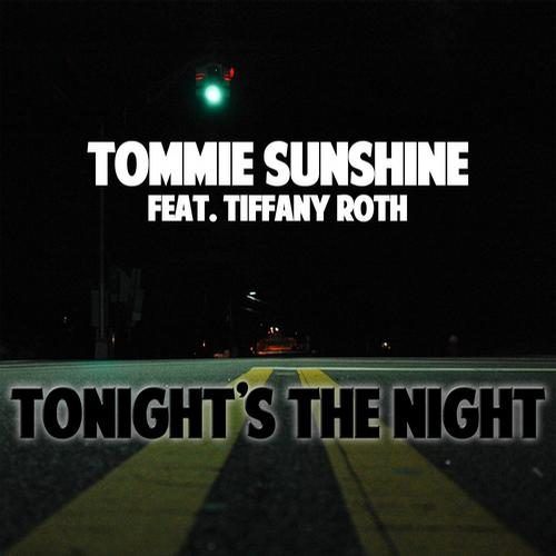 Album Art - Tonight's The Night