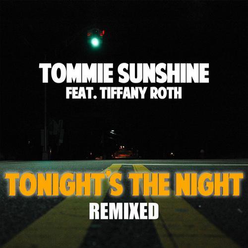 Album Art - Tonight's The Night (Remixes) Pt. 1