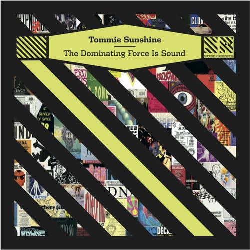 Album Art - The Dominating Force Is Sound - Single