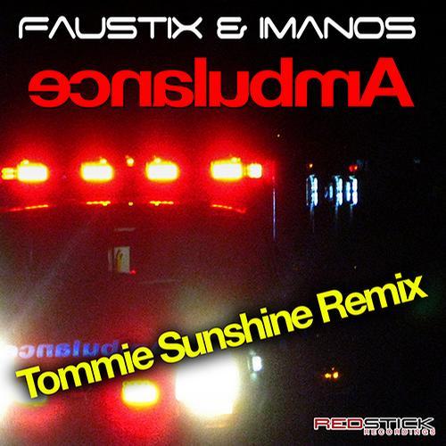 Album Art - Ambulance (Tommie Sunshine Remix)
