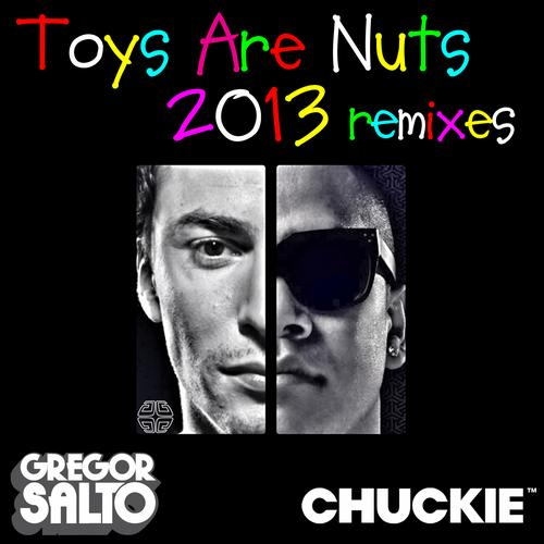 Album Art - Toys Are Nuts 2013 Remixes