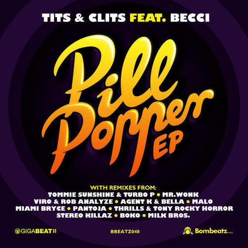 Album Art - Pill Popper EP