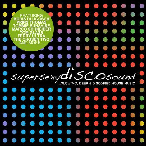 Album Art - Super Sexy Disco Sound, Vol. 1
