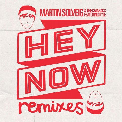 Album Art - Hey Now EP