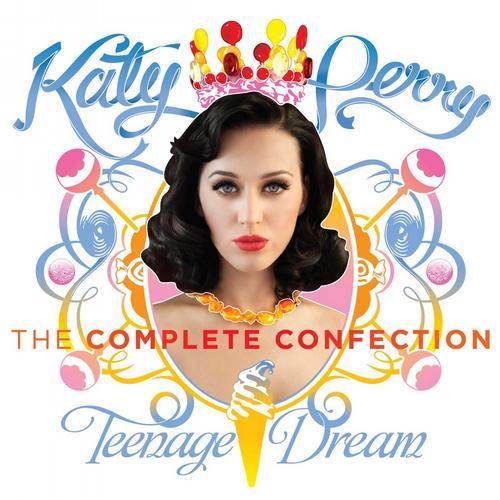 Album Art - Teenage Dream: The Complete Confection