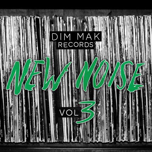 Album Art - Dim Mak Records New Noise, Vol. 3