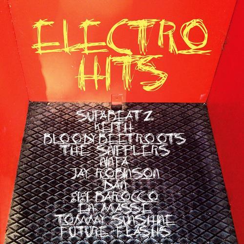 Album Art - Electro Hits