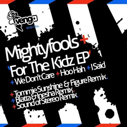 Album Art - For The Kidz EP
