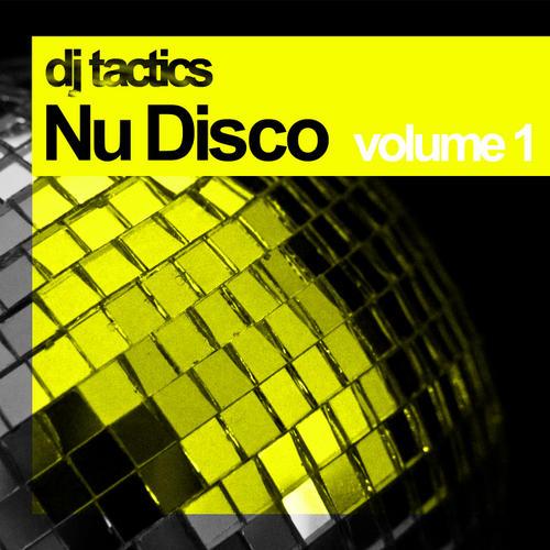 Album Art - DJ Tactics: Nu Disco Volume 1