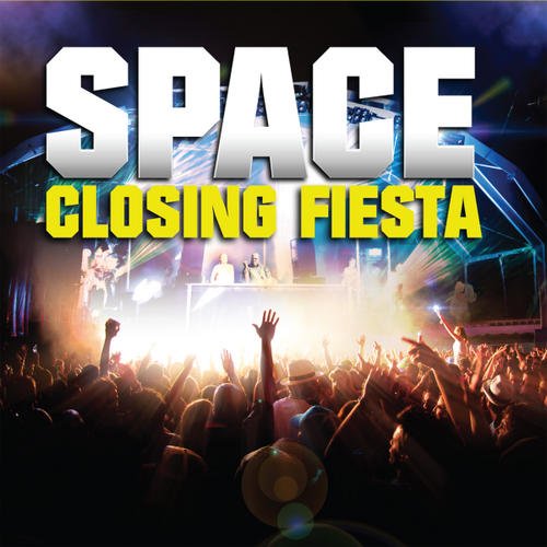 Album Art - Space Closing Fiesta 2011