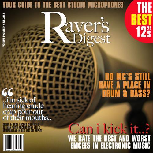 Album Art - Ravers Digest (July 2013)