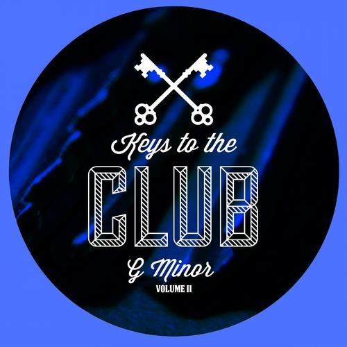 Album Art - Keys To The Club G minor Vol 2