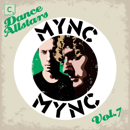 Album Art - Dance Allstars Vol. 7 - MYNC