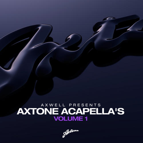 Album Art - Axwell Presents Axtone Acapellas Vol. 1