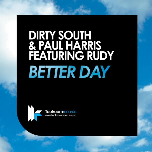 Album Art - Better Day feat. Rudy