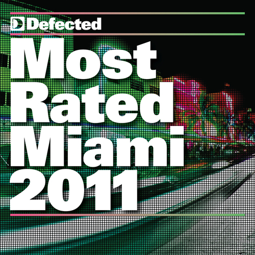 Album Art - Most Rated Miami 2011