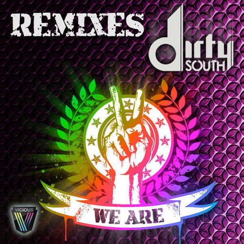Album Art - We Are (Remixes)