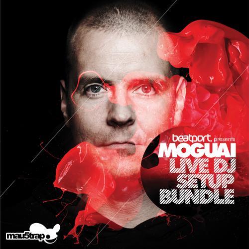 Album Art - Moguai Lyve DJ Set, Album, & Stems
