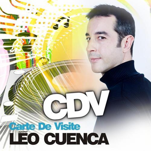 Album Art - Carte de visite 02: Leo Cuenca